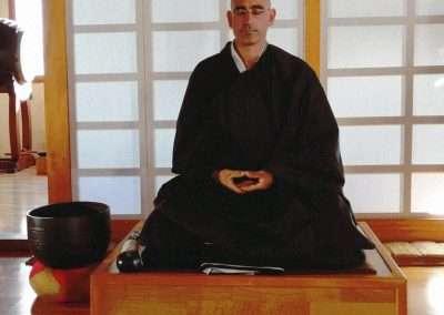 Métitation zen